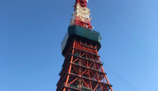How to get to Tokyo Tower from Kamiyacho station