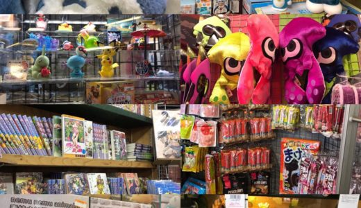 Totoro!Doraemon!You can find many Japanese popular anime items,Variety store「Village Vanguard」