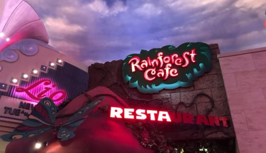 Close to Disney,Japanese Rain Forest Cafe[レインフォレストカフェ]