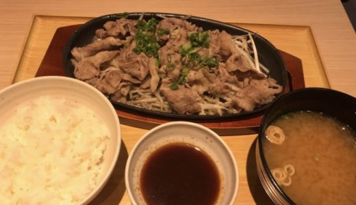 Cheap and delicious!All you can eat rice! Nice Japanese restaurant 「やよい軒」(Yayoiken)